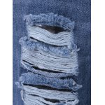 Slimming Ripped Jeans For Women for sale