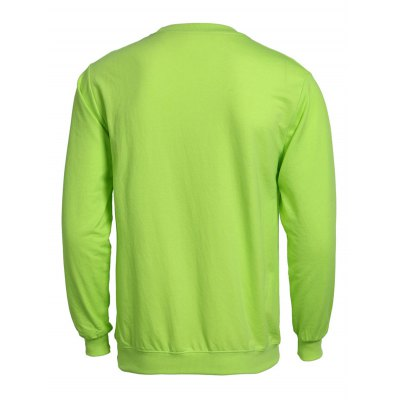Rib Splicing Solid Color Long Sleeve Sweatshirt For MenMens Hoodies &amp; Sweatshirts<br>Rib Splicing Solid Color Long Sleeve Sweatshirt For Men<br><br>Material: Cotton,Polyester<br>Clothing Length: Regular<br>Sleeve Length: Full<br>Style: Fashion<br>Weight: 0.342kg<br>Package Contents: 1 x Sweatshirt