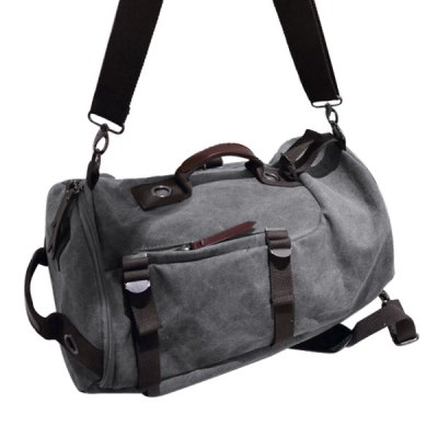 Casual Canvas and Belt Design Satchel For MenMens Bags<br>Casual Canvas and Belt Design Satchel For Men<br><br>Backpack Usage: Daily Backpack<br>Backpacks Type: Softback<br>Closure Type: Zipper<br>Pattern Type: Solid<br>Main Material: Canvas<br>Gender: For Men<br>Weight: 1.200kg<br>Package Contents: 1 x Satchel<br>Length: 48CM<br>Width: 25CM<br>Height: 24CM