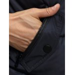 best Zippered Snap Button Design Stand Collar Padded Waistcoat For Men