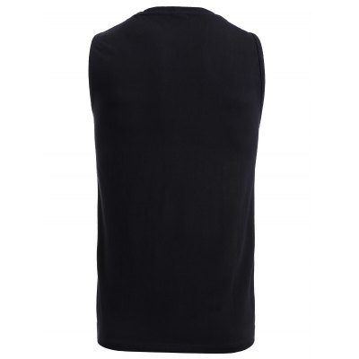 BoyNewYork Pure Color Round Neck Tank TopBoyNewYork<br>BoyNewYork Pure Color Round Neck Tank Top<br><br>Material: Cotton<br>Clothing Length: Regular<br>Pattern Type: Solid<br>Style: Casual<br>Weight: 0.230kg<br>Package Contents: 1 x Tank Top