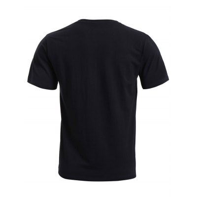 BoyNewYork Solid Color Short Sleeve T-ShirtBoyNewYork<br>BoyNewYork Solid Color Short Sleeve T-Shirt<br><br>Material: Cotton<br>Sleeve Length: Short<br>Collar: Round Neck<br>Style: Casual<br>Weight: 0.245kg<br>Package Contents: 1 x T-Shirt<br>Pattern Type: Solid