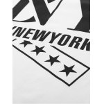 BoyNewYork Star Printing Short Sleeves T-Shirt for sale