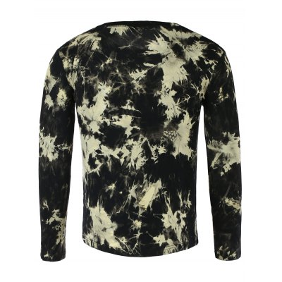 3D Splashed Ink Print Round Neck Long Sleeve T-Shirt For MenMens Long Sleeves Tees<br>3D Splashed Ink Print Round Neck Long Sleeve T-Shirt For Men<br><br>Material: Cotton,Polyester<br>Sleeve Length: Full<br>Collar: Round Neck<br>Style: Fashion<br>Embellishment: 3D Print<br>Pattern Type: Others<br>Season: Fall,Spring<br>Weight: 0.244kg<br>Package Contents: 1 x T-Shirt