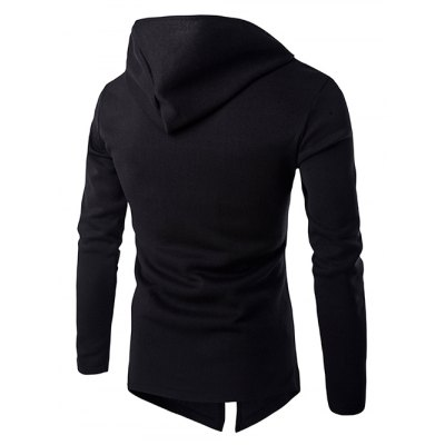 Izzumi Diagonal Zipper Design Long Sleeve HoodiesMens Hoodies &amp; Sweatshirts<br>Izzumi Diagonal Zipper Design Long Sleeve Hoodies<br><br>Material: Cotton Blends<br>Package Contents: 1 x Hoodies<br>Shirt Length: Regular<br>Sleeve Length: Full<br>Style: Casual<br>Weight: 0.5100kg