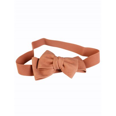 Chic Big Bowknot Wide Elastic Belt