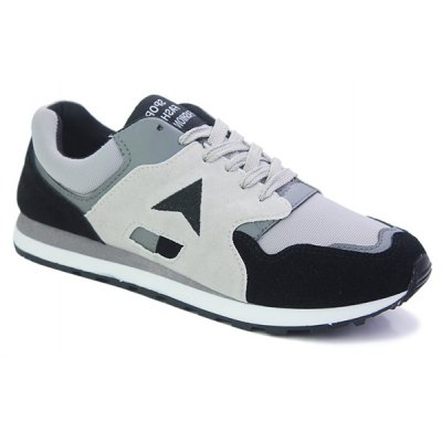 Lace-Up Design Athletic Shoes For Men