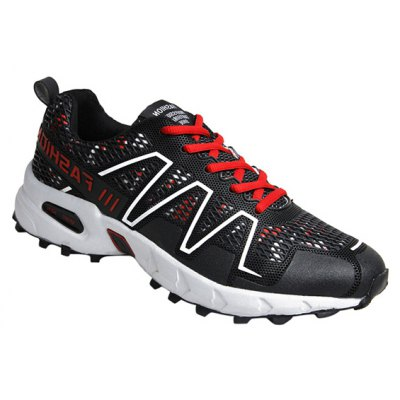 Breathable Design Athletic Shoes For Men