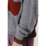best Hooded Hit Color Cardigan