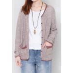 Knitted Thick Cardigan