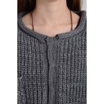 Openwork Knitted Cardigan deal