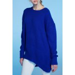 Soft Touch Pure Color Oversized Sweater deal