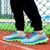 cheap Fashion Lace-Up and Color Splicing Design Athletic Shoes For Men