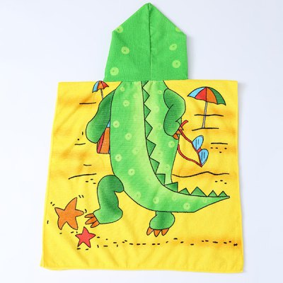 Cute Cartoon Dinosaur and Beach Pattern Hooded Beach Towel For KidsBaby Care<br>Cute Cartoon Dinosaur and Beach Pattern Hooded Beach Towel For Kids<br><br>Scraf Type: Shawl/Wrap<br>Scarf Length: 100-135CM<br>Group: Children<br>Gender: Unisex<br>Style: Fashion<br>Material: Polyester<br>Weight: 0.230kg<br>Package Contents: 1 x Hooded Beach Towel