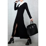 best Long Sleeve Buttoned Thin Cardigan