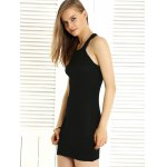 Alluring Hollow Out Convertible Knitted Dress For Women for sale