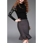 Sequined Sweater and Mermaid Skirt deal