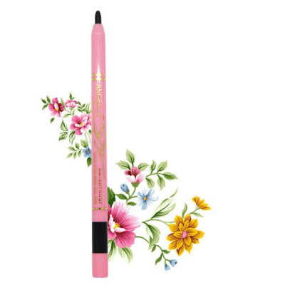 Stylish Smoothly Waterproof Rotary Automatic Eyebrow Pencil with Sharpener