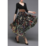 Ethnic Style High Waisted Dress deal