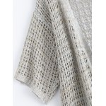 Brief Women's Hollow Out Knitted Cardigan deal
