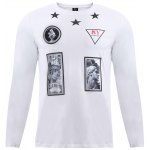 BoyNewYork 3D Figure Pattern Star Printed T-Shirt