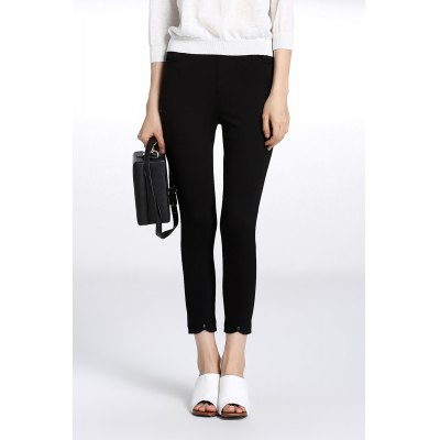 Casual Skinny Ankle Pants