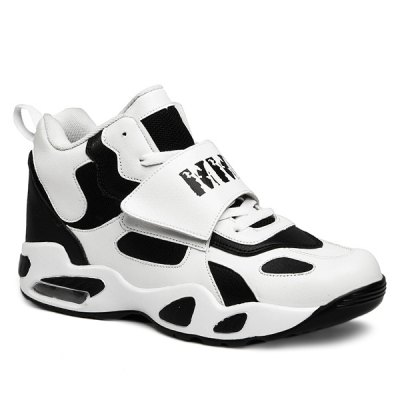Round Toe Design Athletic Shoes For Men
