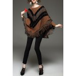Batwing Fringed Sweater deal