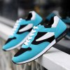 cheap Fashionable Breathable and Colour Splicing Design Athletic Shoes For Men