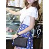 cheap Graceful Bowknot and Solid Color Design Crossbody Bag For Women
