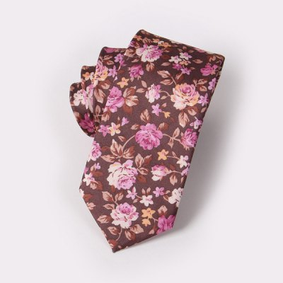 Small Rose Tie