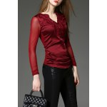 Embroidered Sheath Tee deal