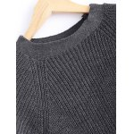 Street Snap Style Pure Color Long Sweater deal