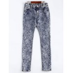Fresh High Waisted Snow Wash Skinny Jeans deal