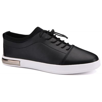 Solid Color Design Casual Shoes For Men