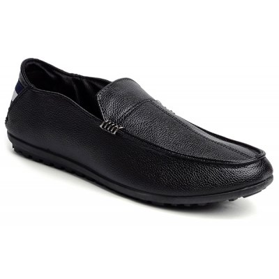 PU Leather Design Loafers For Men