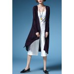 Long Sleeve High Low Cardigan deal