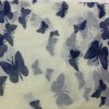 cheap Stylish Plain Color Butterfly Painting Scarf