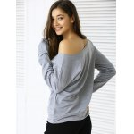 Casual Letter Loose-Fitting Sweatshirt deal