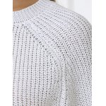 best Fashionable Pure Color Sweater