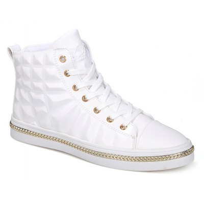 High-Top Design Casual Shoes For Men