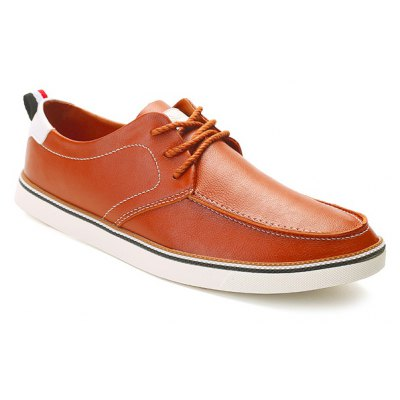 Stitching Design Casual Shoes For Men