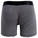 best Cherlamode (Three Color) 3PCS U Pouch Design Stripe Boxer Shorts For Men