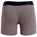 Cherlamode (Three Color) 3PCS U Pouch Design Stripe Boxer Shorts For Men deal