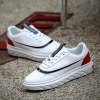 Leisure Color Block and Lace-Up Design Casual Shoes For Men deal