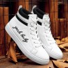 cheap Fashion Lace-Up and Letter Print Design Casual Shoes For Men