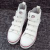 Stitching Buckle Strap Athletic Shoes deal
