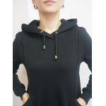 Solid Color Front Pockets Hoodie for sale