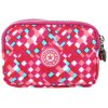 Leisure Zippers and Plaid Pattern Design Coin Purse For Women