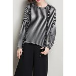 Buy Strappy Striped Top